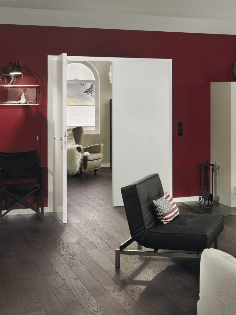 Hormann interierove dvere CPL, Atelier Suchanek Bratislava Dubravka showroom, motáž a servis, dvere na mieru