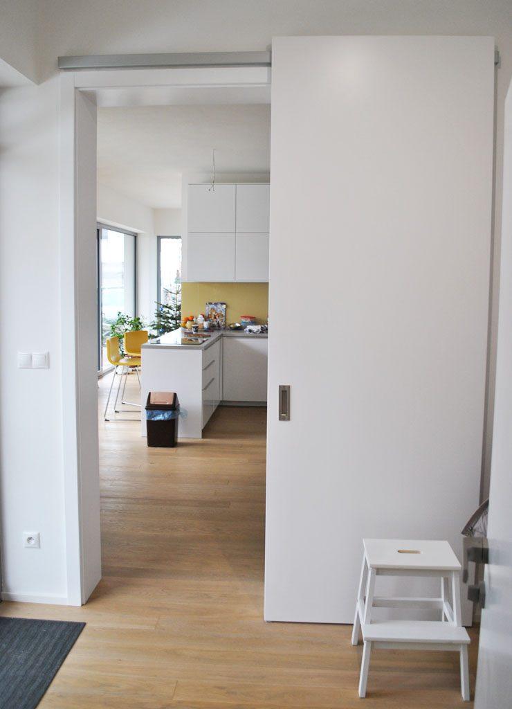 Dvere, interiérové dvere, dyhované, interiér, realizacia, Ateliér Suchánek Bratislava Dúbravka showroom, motáž a servis Slovensko