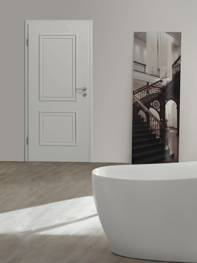 Hormann interierove dvere striekane, Atelier Suchanek Bratislava Dubravka showroom, motáž a servis, dvere na mieru
