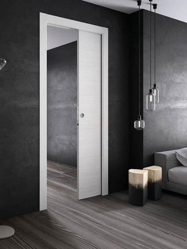 Scrigno, stavebne puzdra, Atelier Suchanek Bratislava Dubravka showroom, motáž a servis, dvere na mieru